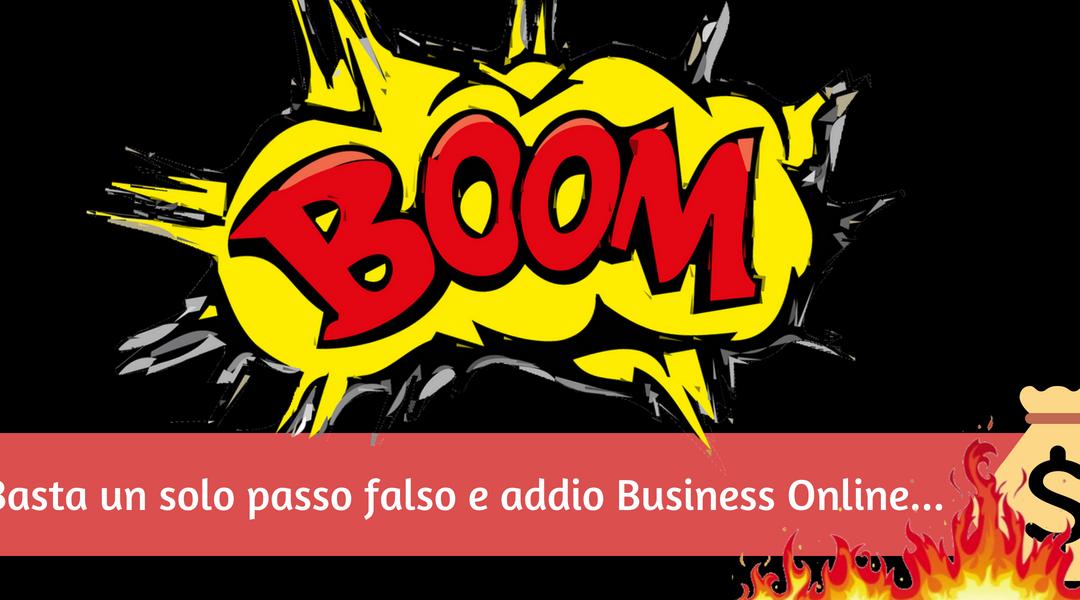 Credi che il business online sia diverso da quello offline? Attento a non commettere questo errore…